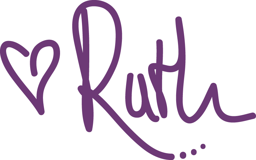 ♥ Ruth (Atelier C'amiëlle) handgeschrieben